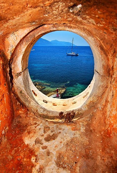 Una finestra sul mare rm ideas factory - Una finestra sul mare ...