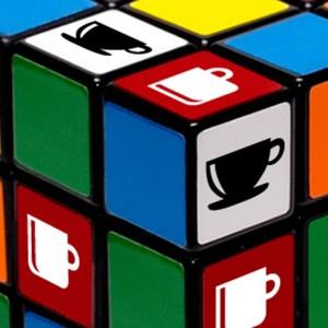 Rubik al caffé